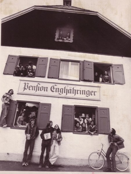 Pension Engljahringer, 1977