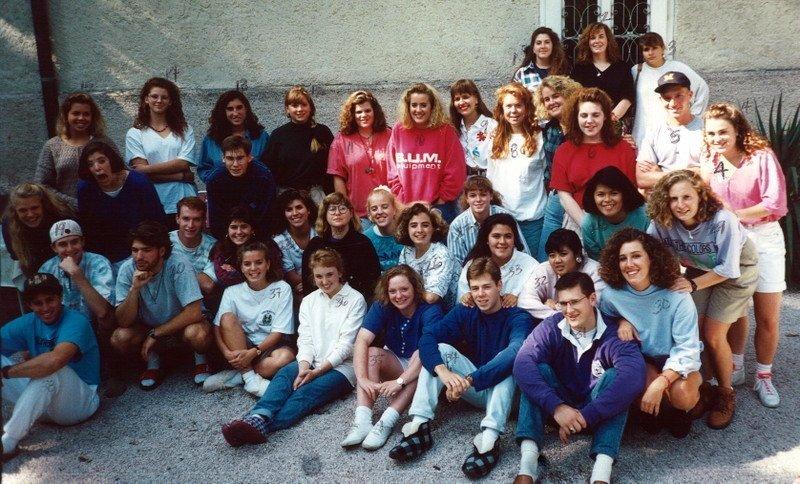 Salzburg group, 1991-92