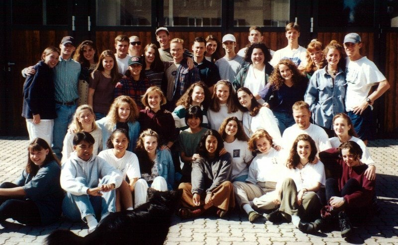 Salzburg group, 1994-95