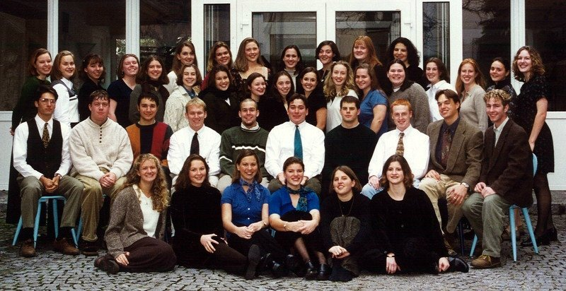 Salzburg group, 1997-98