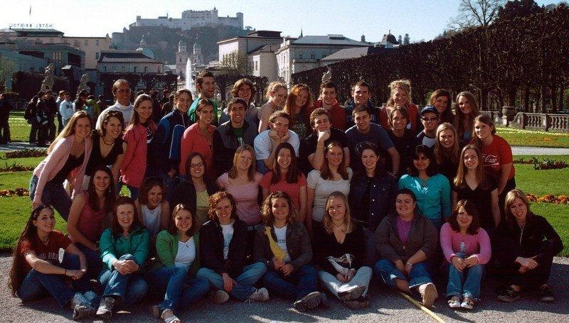 Salzburg group, 2004-05