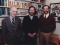 First Schoenfeldt Distingushed Visiting Writer, Barry Lopez, 1989