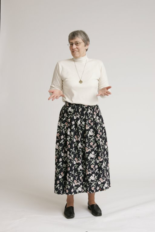 Sr. Angela Hoffman, O.S.B., 2006