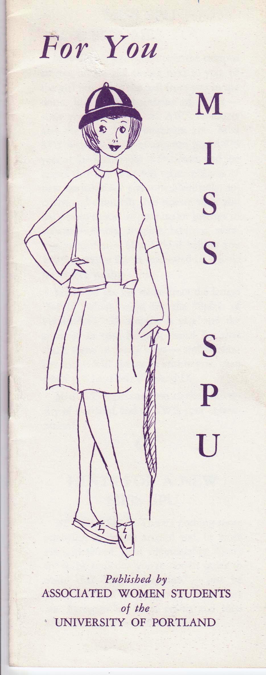 Ms Spirit of Portland U, 1963