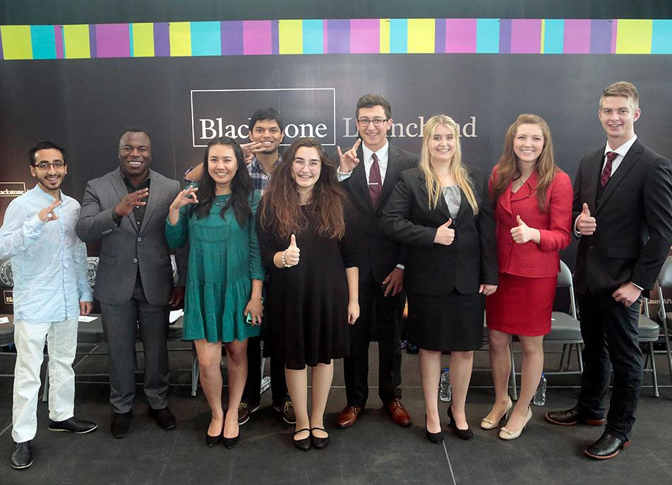 Blackstone Launchpad