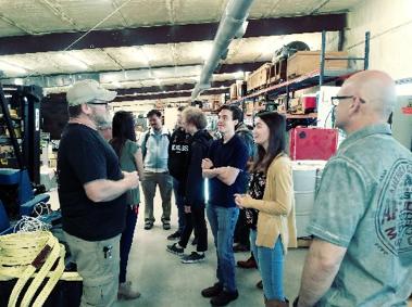 UTDesign Team Meeting, Exos Aerospace, Engineering Capstone