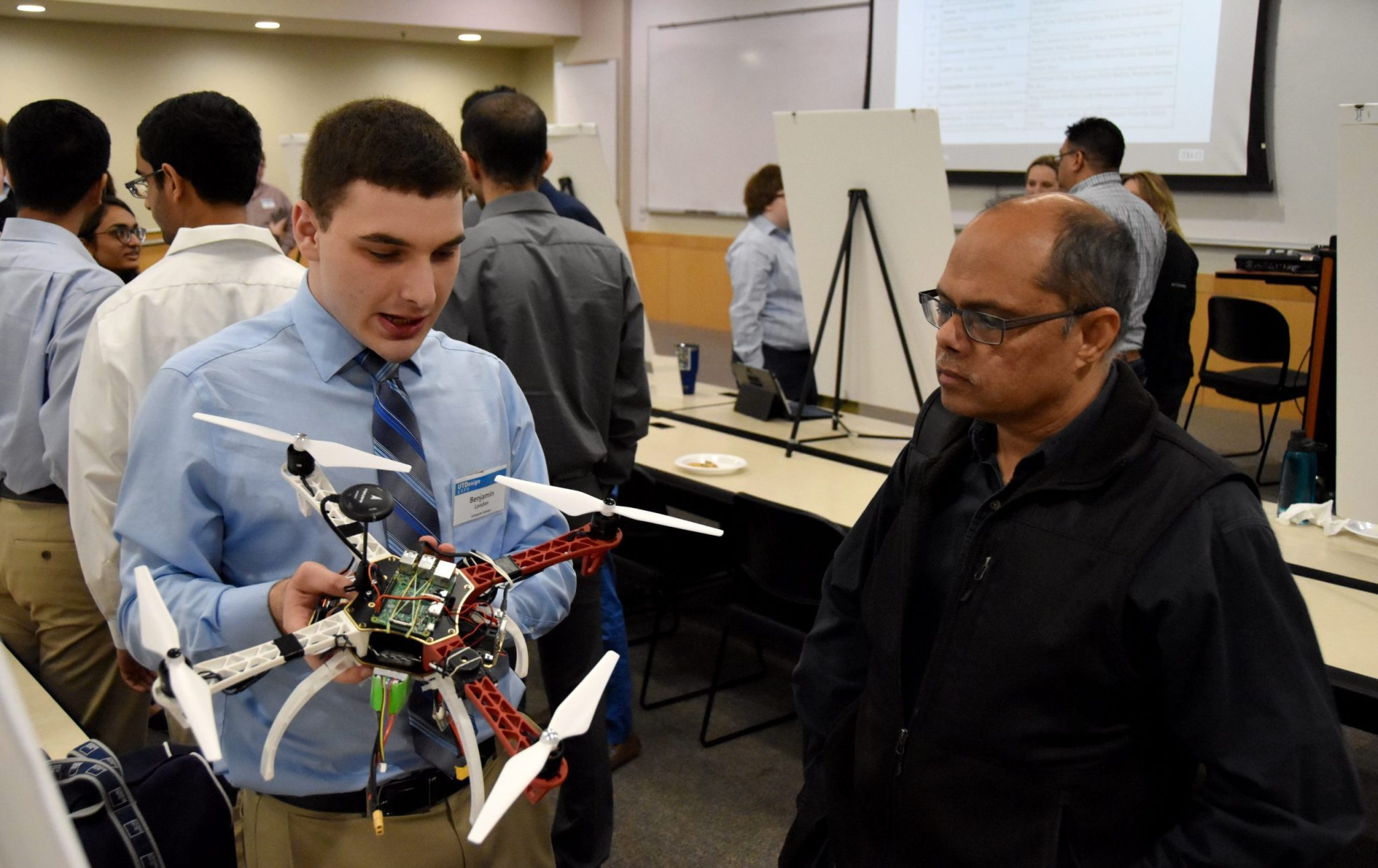 UTDesign Computer Science Projects Expo Fall 2019