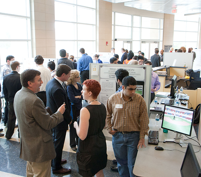 Computer Science Projects - Senior Design Expo