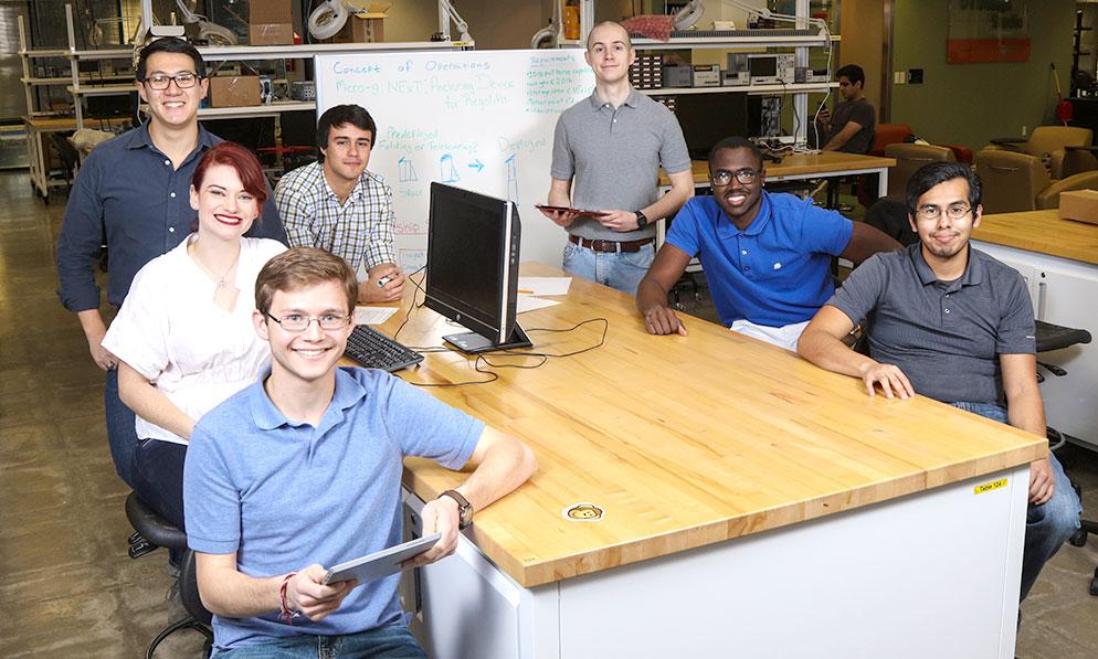 UTDesign Capstone Team