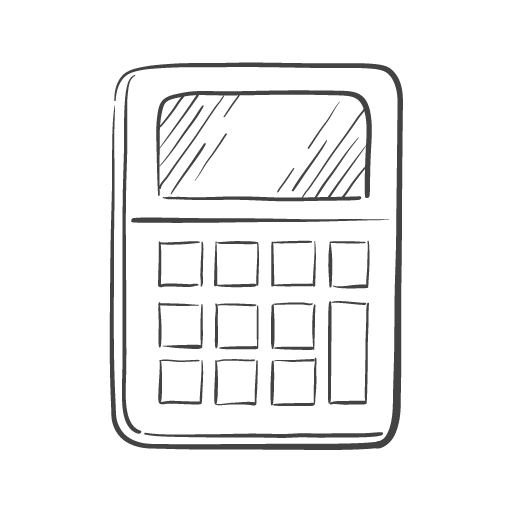 tuition calculator icon