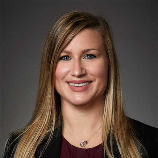 Jessica Thompson, Full-Time MBA Ambassador