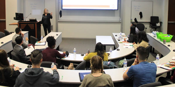 UT Dallas MBA information session