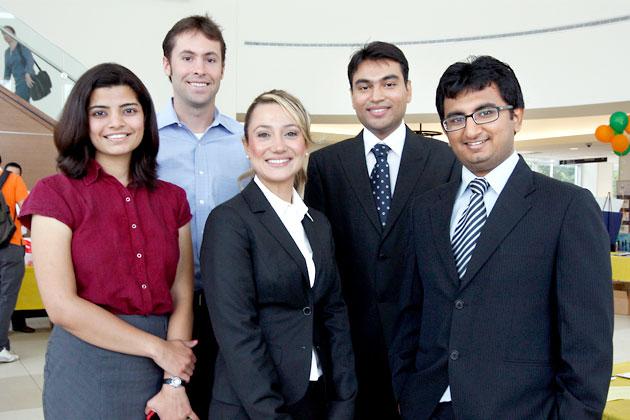 Jindal School undergraduate interns