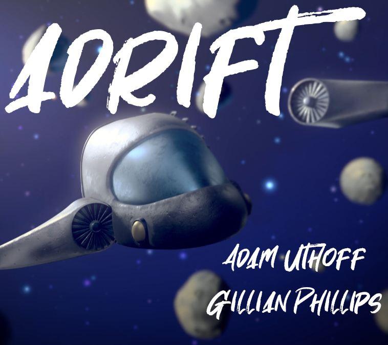 Adrift. Adam Uthoff. Gillian Phillips