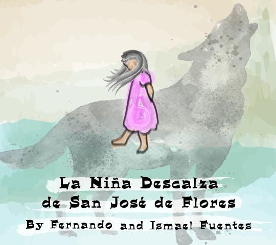 La Niña Descalza de San José de Flores. By Fernando and Ismael Fuentes