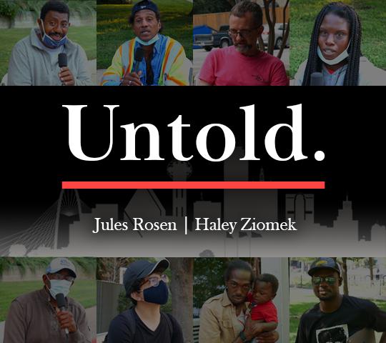 Untold. Jules Rosen. Haley Ziomek