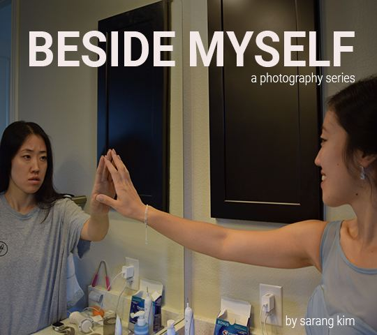 Beside Myself, a photography series by Sarang Kim