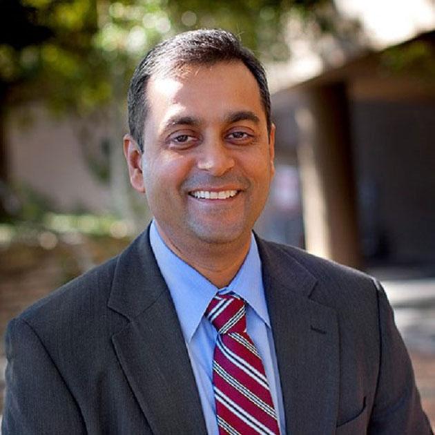 Sid Keswani, MBA'09