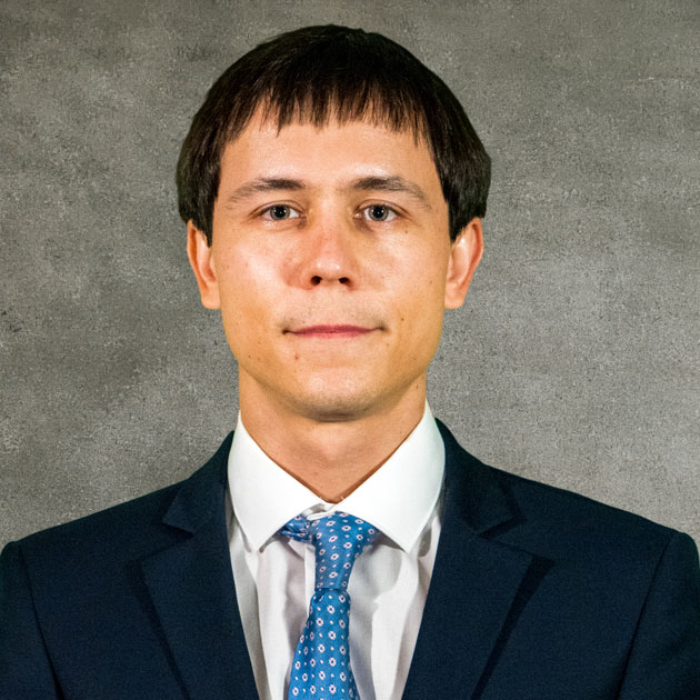 Denis Zub (EMBA 2022)