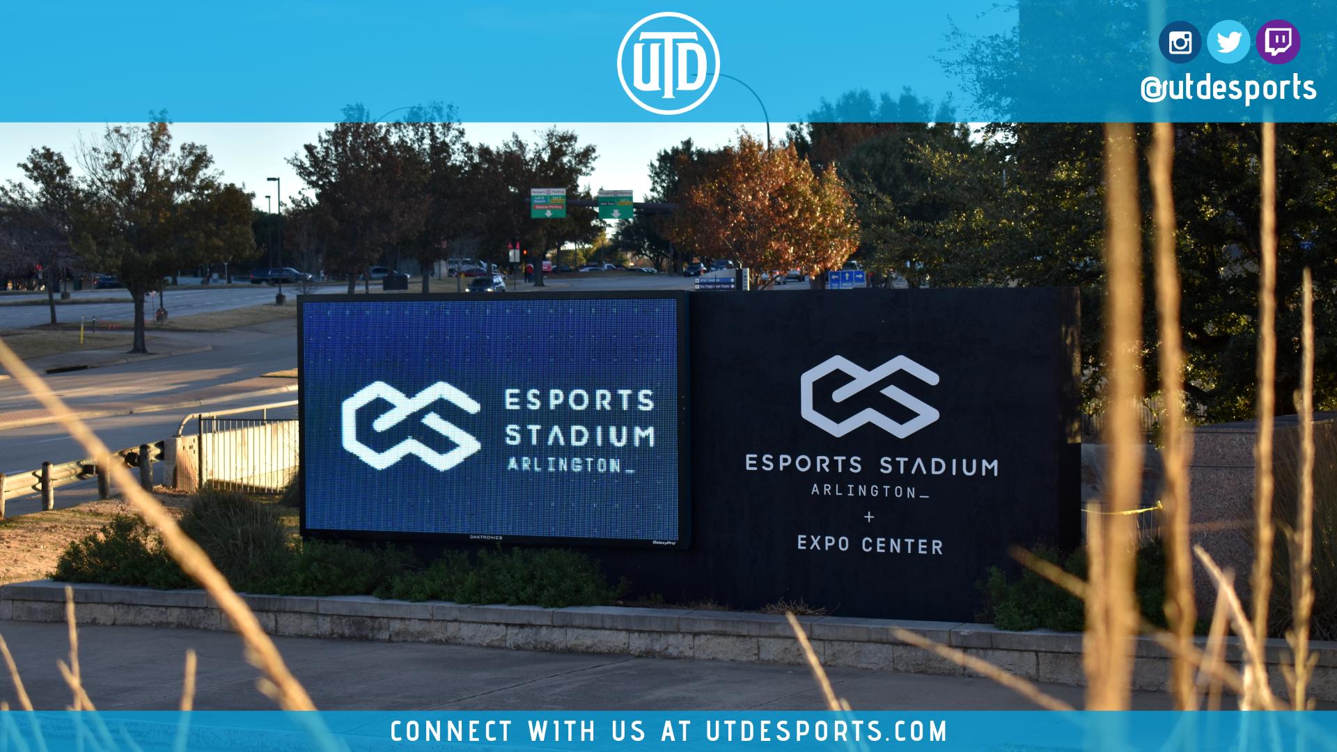 UTD Wins The First Esports Stadium Arlington LOL Tournament – UTD