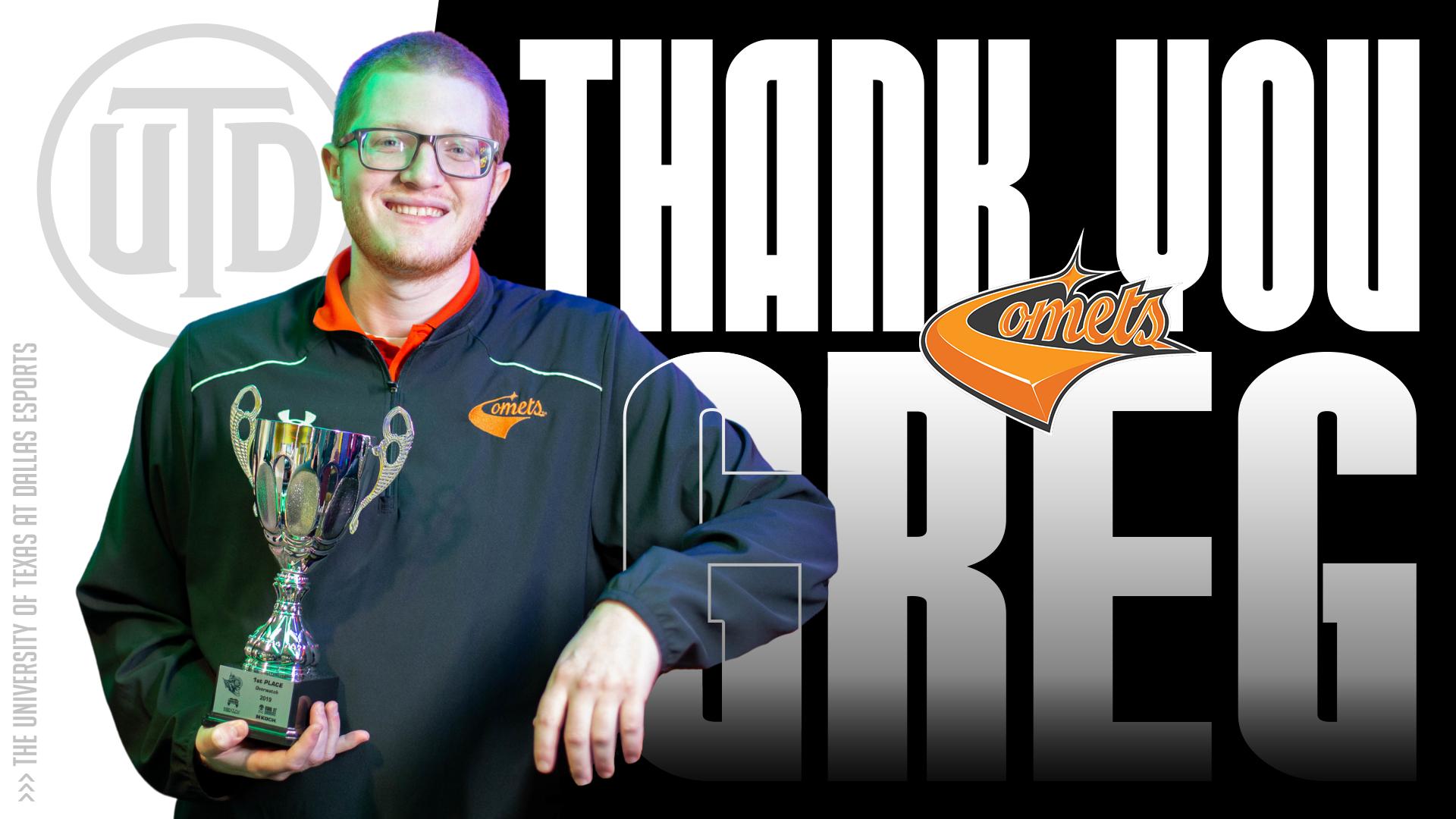 Thank You Greg Adler