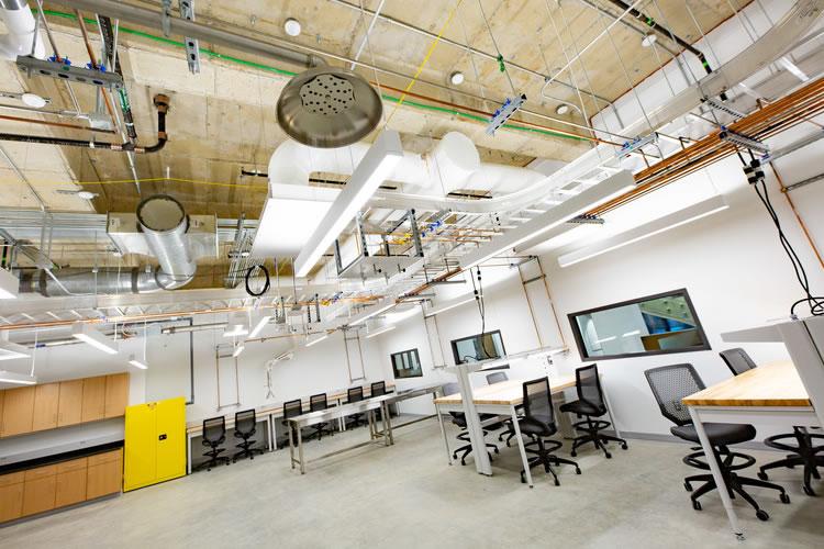 Science Building Lab