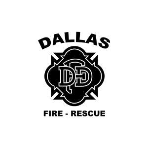 Dallas Fire & Rescue Logo