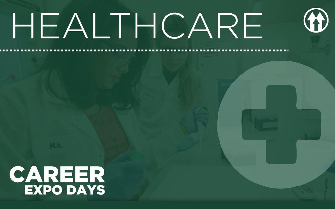 Healthcare Career Expo Logo