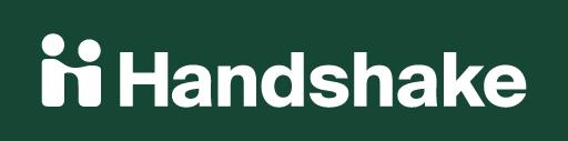 Handshake company logo