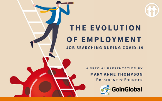 The Evolution of Employment - Job Searching During COVID-19
