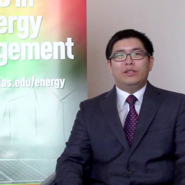 A Petroleum Engineer Who Found a New Path in Energy Management
