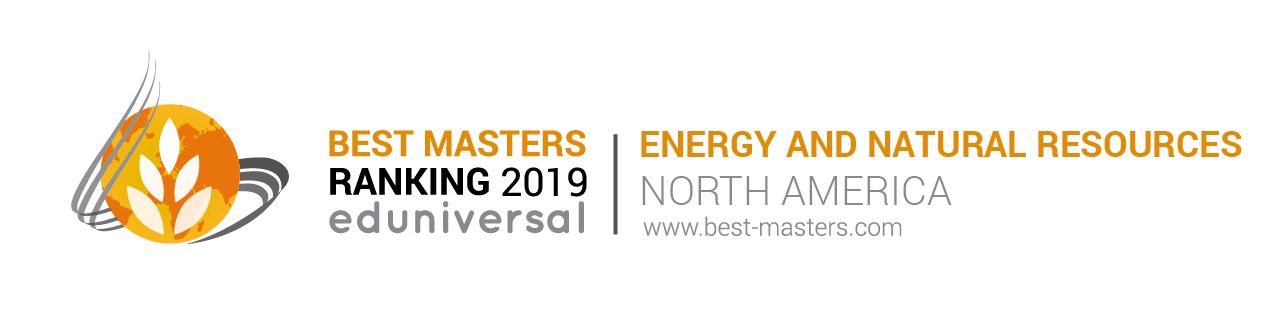 Energy Management Best masters in North America (2019)
