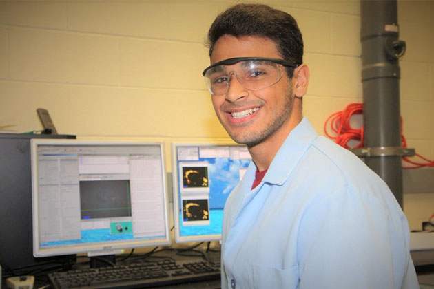 ut Dallas Jindal School student working in healthcare and big data