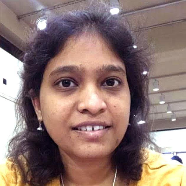 Kruthika Natarajan Nirmala