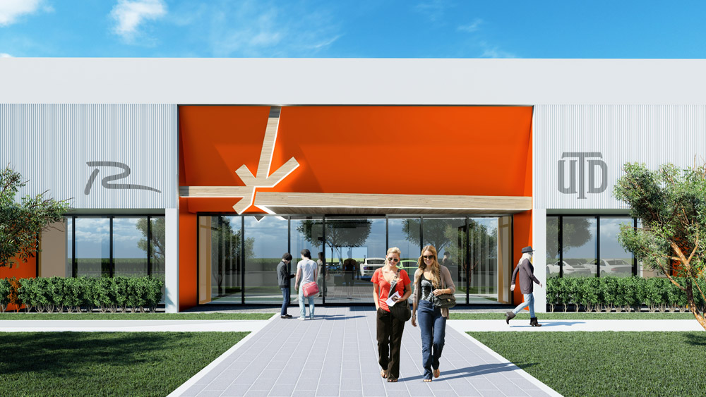 Ut Dallas Academic Calendar Fall 2022.Ut Dallas To Add A Bit Of Iq To New Richardson Innovation Quarter News Center