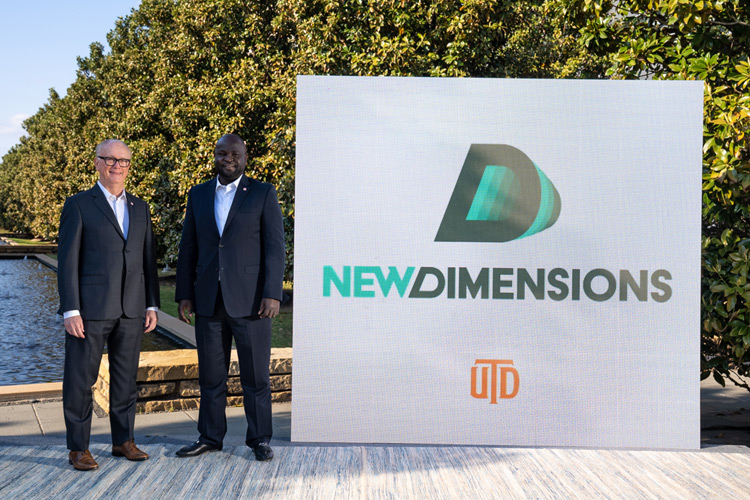 New Dimensions for Next Era: UT Dallas Launches $750 Million Fundraising Campaign