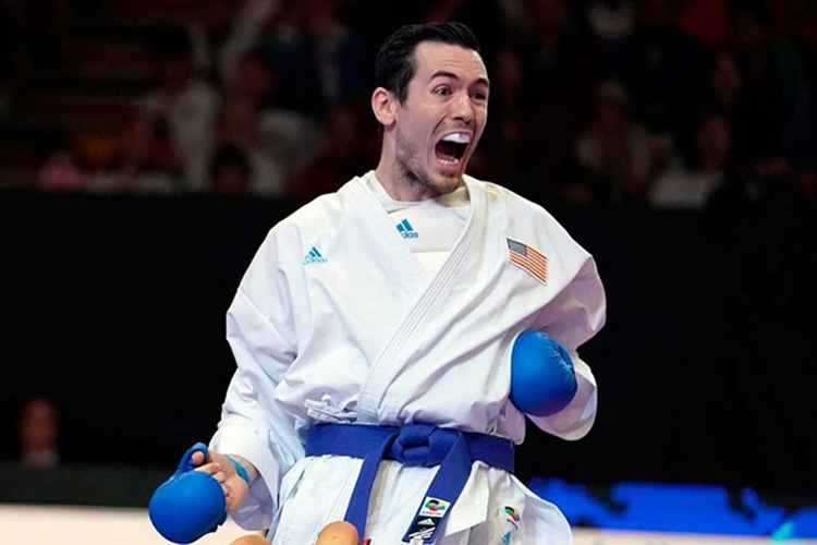 From Texas to Tokyo: Alumnus Gets Kick Out of 1st Olympic Experience