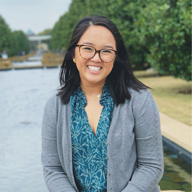 Anna Le, Professional Program in Accounting Internship Testimonial portrait