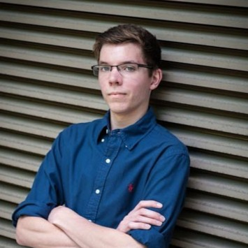 David Gutschenritter, Professional Program in Accounting Internship Testimonial portrait