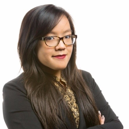 Michelle Pham, Professional Program in Accounting Internship Testimonial portrait