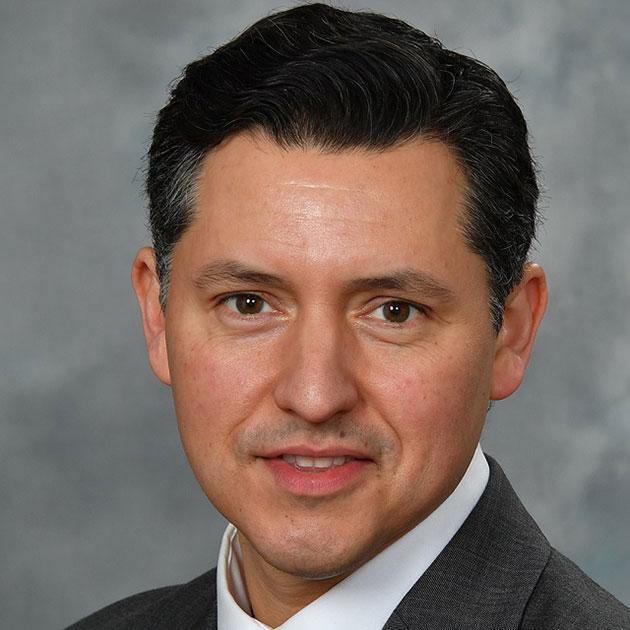 Frank Martinez portait