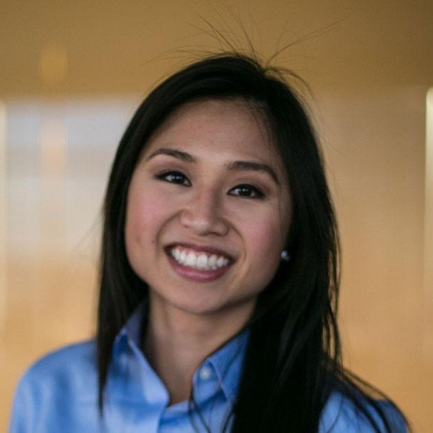 Tina Hoang portrait