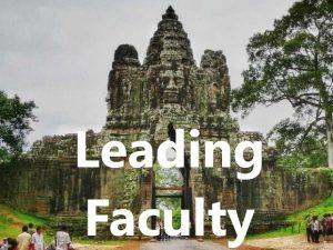 Leading Factuly. Enlarge Image.