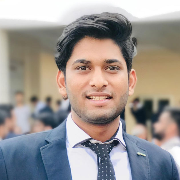 Aagosh Bansal operations management student