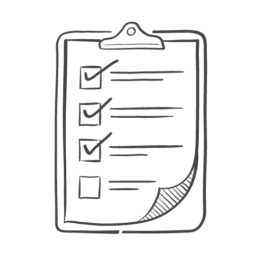 checklist/exam icon